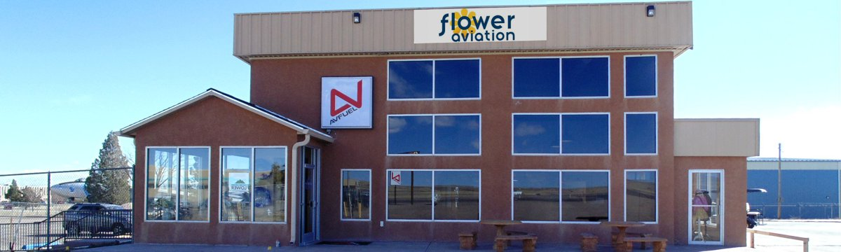 Flower Aviation Fixed Base Operator